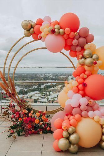 Wedding Decor Trends 2020.Fresh Ideas And Wedding Trends 2020 Wedding Balloon