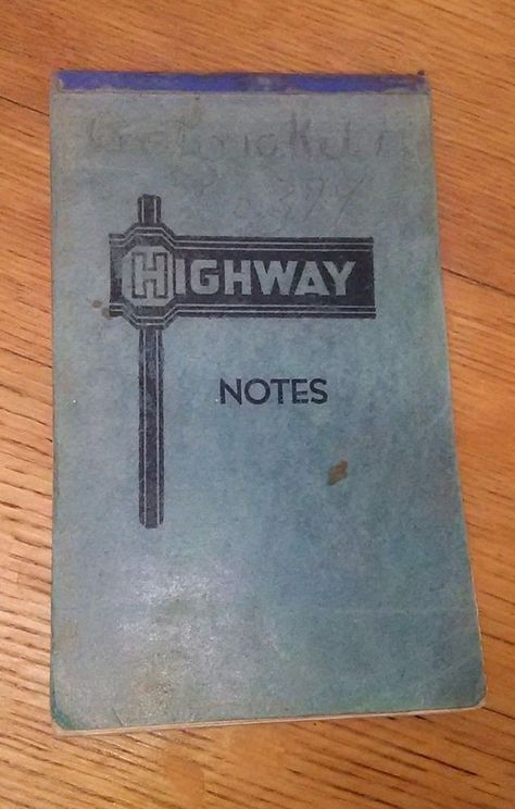 Wwii Soldier Notebook 1944 Training Notes Historical Omaha Notes Notebook Historical