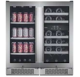 Avallon Awbv2386 Beverage Center Double Pane Glass Beverage Coolers