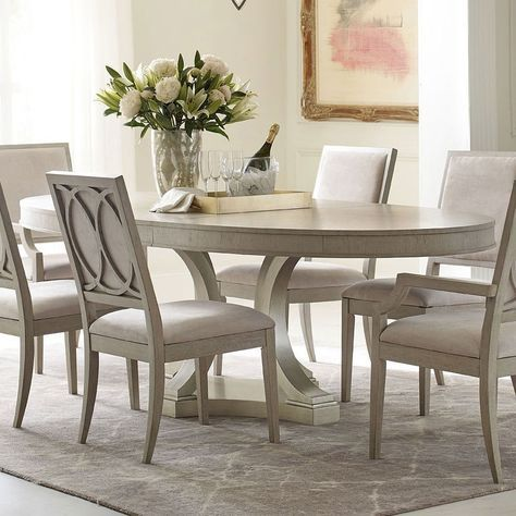 Cinema Oval Dining Table Oval Table Dining Interior Design