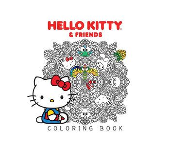 Home Featured Featured Collections Conventions Events From Home Sanrio Hello Kitty Photos Coloring Books Cat Coloring Book