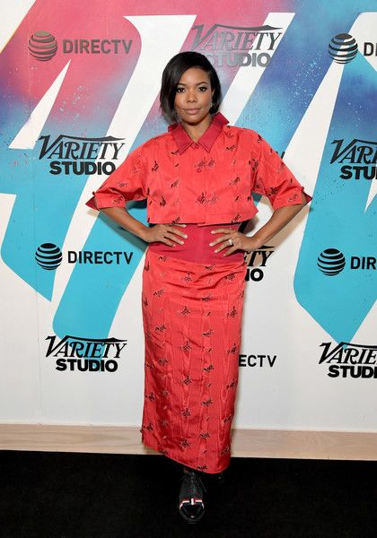 Gabrielle Union stops by DIRECTV House presented by AT&T during Toronto International Film Festival 2018.