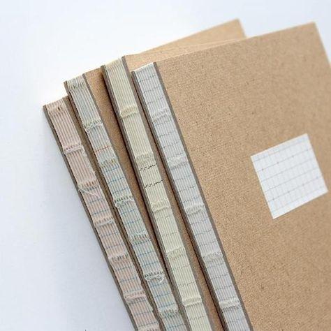 Notable-Paperways Patternism Line Notebook