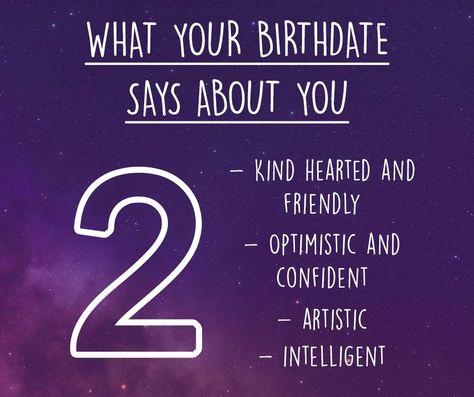 Personality Traits Of People Born On The 2nd Of Every Month!  #tarot #tarotcards #tarotreading #tarotreader #tarotreadersofinstagram #witch #love #astrology #zodiacs #spirituality #spiritual  #magic #meditation #taurus #gemini #cancer #leo #virgo #libra #scorpio #sagittarius #capricorn #aquarius #pisces #tarotspread #art #birthnumber2 #aries #tarotlife #numerology
