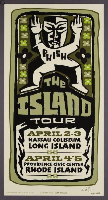 Phish Island Tour 05 Sharp - 1st
