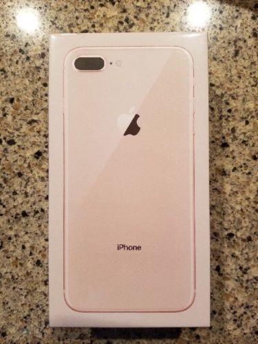 Apple Iphone 8 Plus 256gb Gold Unlocked Ca Iphone