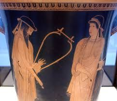 Pin On Ancient Greek Paint Art Greek Myth