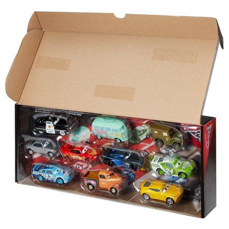 Disney Pixar Cars 3 Die Cast Dot Com 10 Pack Walmart Com