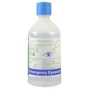 Emergency Eye Wash Sterile 500ml Pack Of 1 Eye Wash Solution