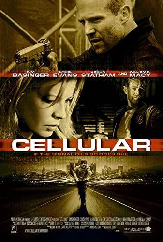 Kim Basinger And Chris Evans In Cellular 2004 Jason Statham Movies English Movies