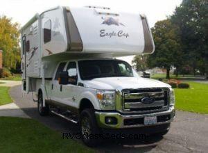 2018 Alp Eagle Cap 1200 Truck Camper Recreational Vehicles