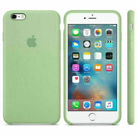 Genuina Funda para Apple iPhone 6s 7 8 Plus XS XR Original