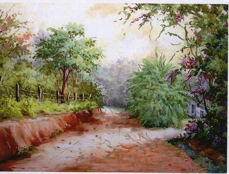 Resultado de imagem para obras de arte quadros de maria teresa