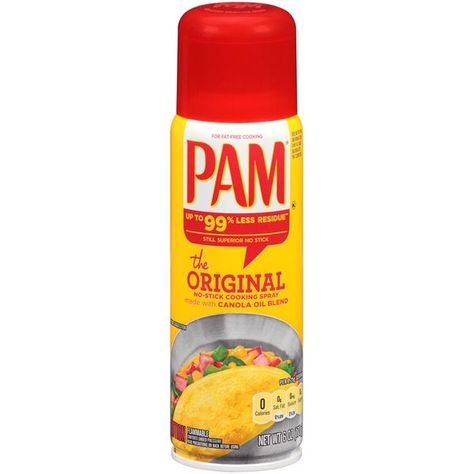 Pam Original Cooking Spray Clean Freak Cleaning Pam Cooking Spray