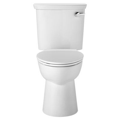 American Standard Vormax Plus Combo Dual Flush Elongated Two Piece Toilet Seat Included Self Cleaning Toilet American Standard Toilet