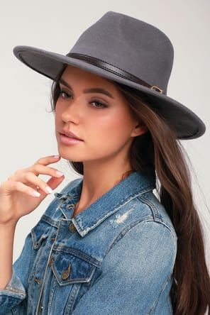 cd66ffc0 Brixton Dalila Taupe Hat in 2019 | Quick Saves | Fedora hat women ...
