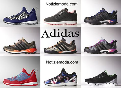 Ultimi arrivi scarpe Adidas primavera estate 2015