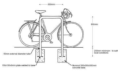 Bike Dimensions Google Trsene Bike Storage Pinterest