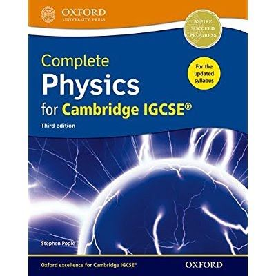 Free Download Complete Physics For Cambridge Igcse Student Book