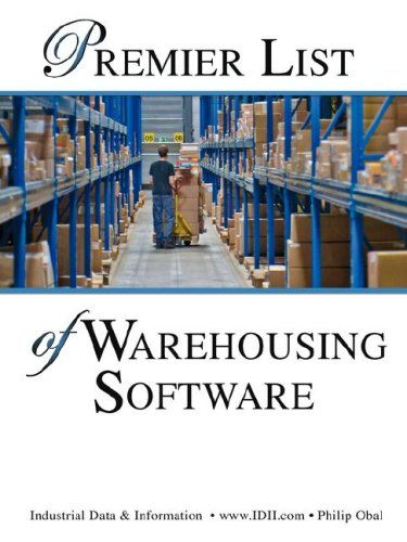Download Pdf Premier List Of Warehousing Software And Warehouse Management Systems Free Epub Mo Warehouse Management System Warehouse Management Pdf Download