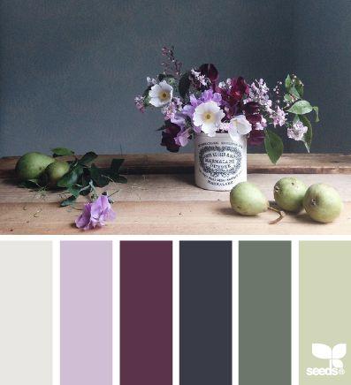 Inspiración colores combinación