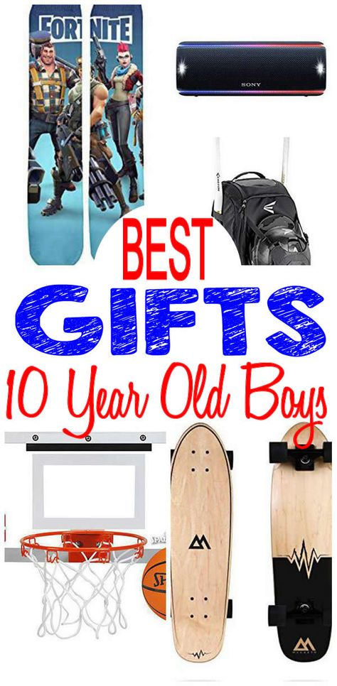 BEST Gifts 10 Year Old Boys Will LOVE Check Out The Most Popular Presents On