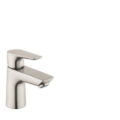 Hansgrohe Talis E Single Hole Bathroom Faucet With Drain Assembly
