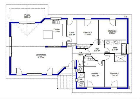finest maison stella maisons lara bordeaux lac euros m faire construire sa maison plans de maison pinterest with maison lara bordeaux