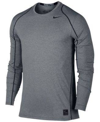 Under Armour HeatGear ARMOUR Compression Longsleeve Sportbekleidung weiß
