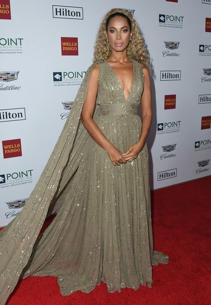 Leona Lewis attends the Point Foundation Honors Los Angeles 2018 Gala.