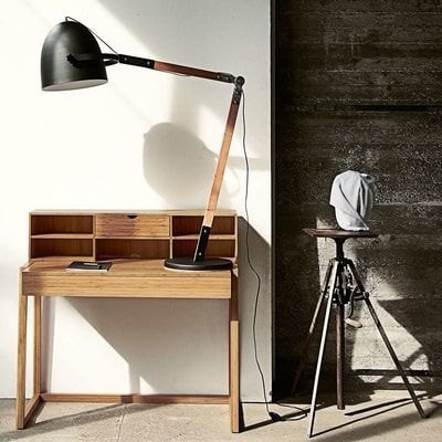 Home Office Pracovni Stul Desk Lamp My Room Home Decor