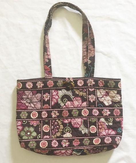 shoulderbag Vera Bradley Mod Floral Pink...