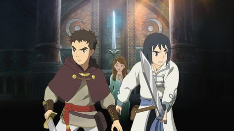 What Time Will Be 'Ni No Kuni' Movie Be On Netflix?