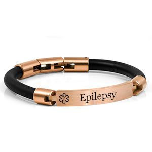 Stylish Epilepsy Bracelets For Men And