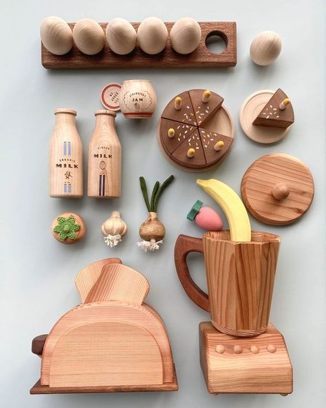 Toddler Toys, Kids Toys, Wooden Toys For Kids, Kids Toy Boxes, Toddler Playroom, Wooden Baby Toys, Playroom Ideas, Toddler Girl, Montessori Toys