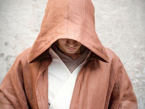 Tutoriel DIY: Star Wars : coudre une bure de Jedi via DaWanda.com