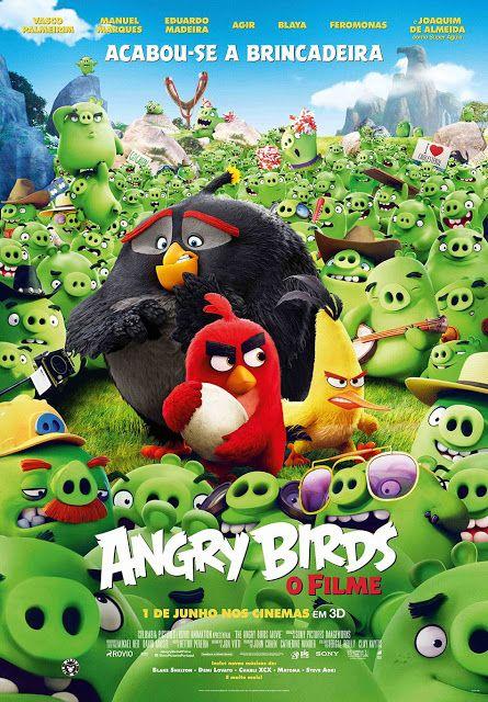 Opiniao Filme Angry Birds O Filme Angry Birds