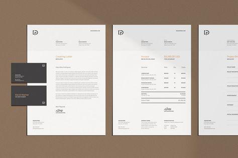 Invoice | Estimate | Business Card