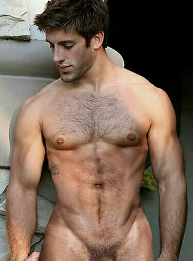 Hot and hairy hunks