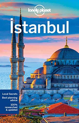 Lonely Planet Istanbul Travel Guide Paperback In 2020 Istanbul Travel Guide Istanbul Travel Lonely Planet
