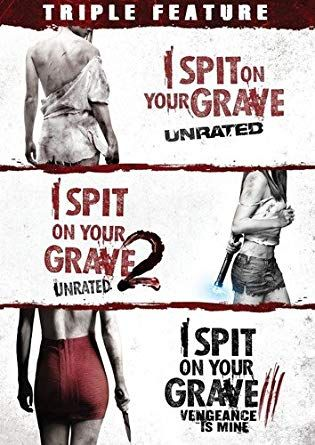 I Spit On Your Grave 3 Pack Daniel Franzese Jeff Branson Jennifer Landon Michael Dixon Mary Stockley Stephen R Monroe Grave Dvd Go To Movies
