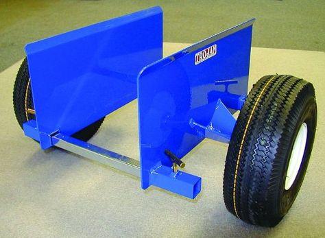 Amazon com: Trojan DC-9 Dolly-Cartin' 2 Wheeled Clamping Cart Unit