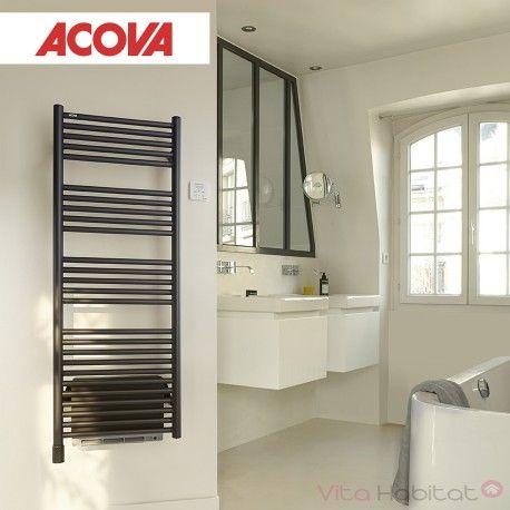 Seche Serviette Acova Atoll Spa Air Electrique 1500w 500w 1000w Tsl 050 050 Ifs Seche Serviette Soufflant Seche Serviette Salle De Bain Design