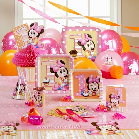 First Birthday Decoration Ideas At Home For Girl Fresh Baby Cheap