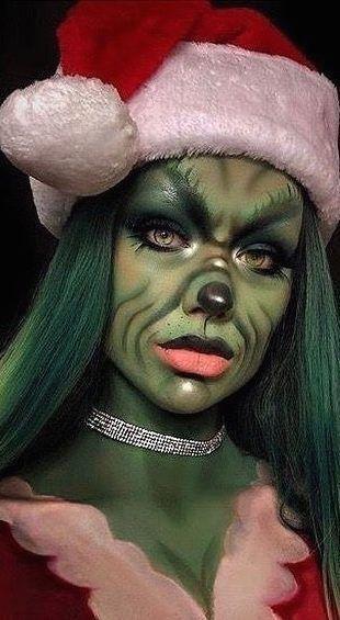 Halloween 2020 Actresses christmasmakeup #makeuplooks #eyemakeup #actresses #maquillaje