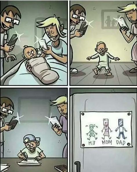 63 Awesome Pictures Without Text With Deep Meanings 2019 Pictures With Deep Meaning Satirical Illustrations Funny Pictures For Kids