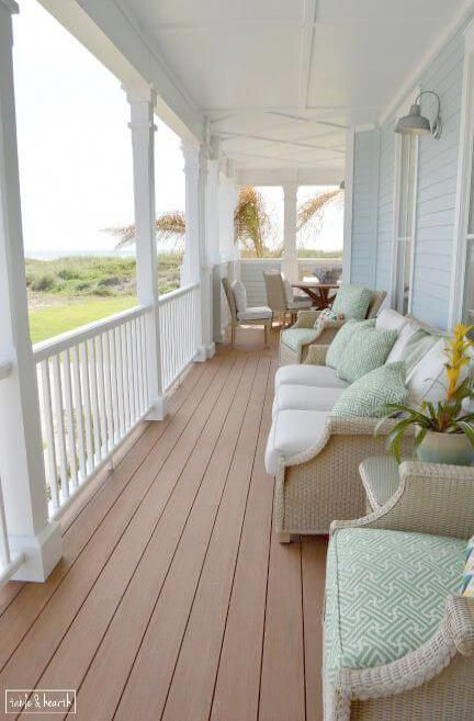 This Excellent Photo Is Definitely An Inspiring And Spectacular Idea Cottageonthebeach Beach Cottage Style Decor Cottage Decor Living Room Beach House Deck
