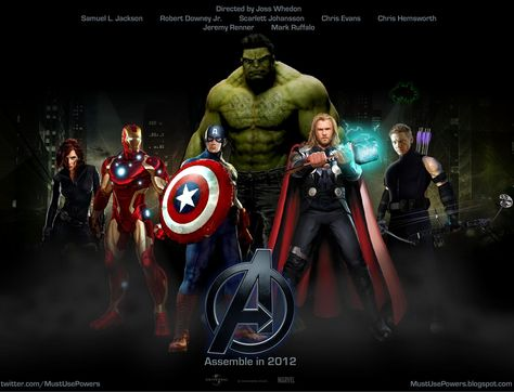 Marvel Avengers Movie HD Wallpapers