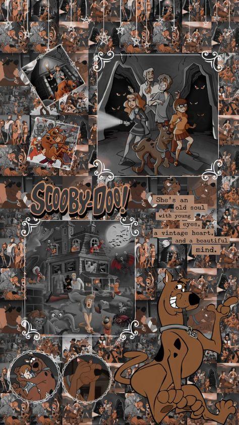 Edits Wallpaper Scooby Doo