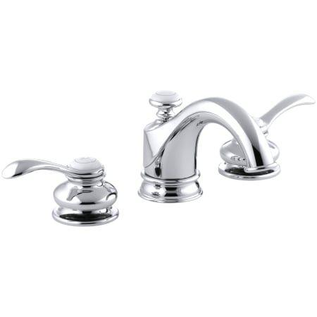 Kohler K 12265 4 Widespread Bathroom Faucet Bathroom Faucets